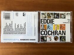 EP Collection by Eddie Cochran CD Jan 1991 See For Miles Records UK $8.29