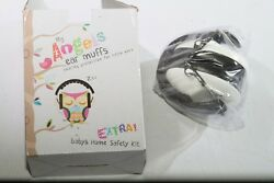 My Angel Ear Muffs Hearing Protection For Kids Little Ears White Comfortable $17.85