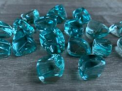 Blue Aqua Obsidian Green Obsidian amp; Yellow Obsidian Tumbled Stone Pick a Color $8.45