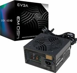 EVGA W3 Series 450W ATX 12V EPS 12V 80 Plus Power Supply White $49.99