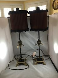 Small Table Lamps $80.00