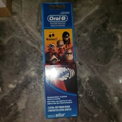 Oral B Stages Power Replacement Toothbrush Heads Incredibles 2 Pack X 24 $210.00