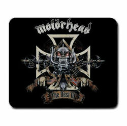 MOTORHEAD vibrant gaming wire or wireless office home computer pc mouse pad $11.99