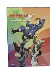 Hetalia: Axis Powers - Complete Series (DVD, 2012, 4-Disc Set)-perfect Condition $14.99