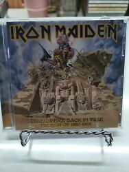Somewhere Back in Time: The Best of 1980-1989 by Iron Maiden (CD May-2008 Son…