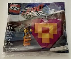 The Lego Movie 2 30340  Emmet's Peace Offering  New Sealed $7.99