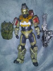 Mcfarlane Toys Halo Reach Series 1 Jorge Action Figure $40.00