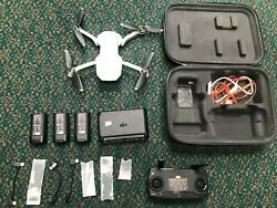 Mint DJI Mavic Mini Fly More Combo With Extras Fast Free Shipping! Please Read $399.99