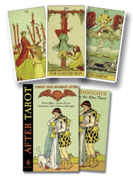 After Tarot Kit by Corrine Kenner Tarot Cards Lo Scarabeo Italy $31.99