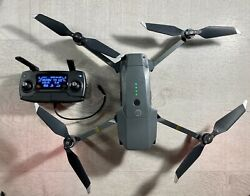 DJI Mavic Pro with 2 Extra Battery, Remote, Carrying Case, ND Filter Cables Used $300.00