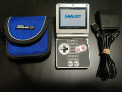 Nintendo Game Boy Advance SP 001 (Classic NES Limited Edition) Handheld System $64.00