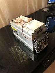 Bitmain Antminer L3 Miner Litecoin ASIC Scrypt 504MH s Tested Fully working $130.00