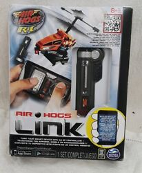 New Air Hogs Helicopter RC Link. Remote Control your hog with a smart device $6.99