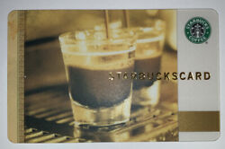 Starbucks Old Logo Coffee As Art Espresso Core Card 2007 Thailand Card $13.99