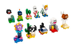 NEW LEGO Super Mario Character Packs Complete Set 10 Packets 71361 Sealed $69.95