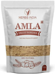 Amla Powder for Eating and for Hair Growth 16 Oz 1 Pound Indian Gooseberry $14.99