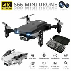Mini Foldable WIFI 2.4G 6 Axis RC Quadcopter Drone Quadcopter Aircraft Remote $26.99
