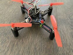 Red Micro Brushed RC FPV Drone Quadcopter Mini: Quick Sale PRICE REDUCED AU $59.90