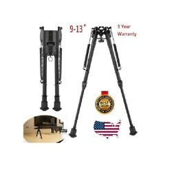 9quot; 13quot; Adjustable Spring Return Hunting Rifle Bipod $20.59
