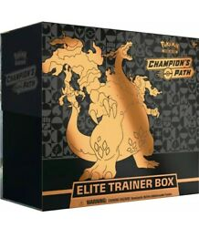 Pokemon Champions Path Elite Trainer Box ETB TCG Factory Sealed Ready To Ship $109.99