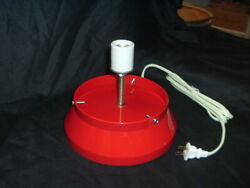 RED LAMP FOR GAS PUMP GLOBE $80.00