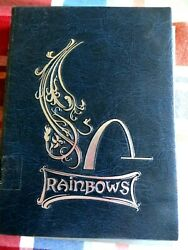 Vintage Rainbows The Book of Hope George W. Humphreys 1946 7th edition $9.99