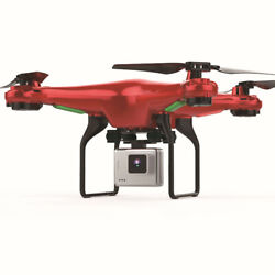 4 axis UAV drone for the same remotely piloted aircraft WIFI HD aerial vehicle $73.07