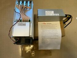 BITMAIN ANTMINER L3 Slightly Used with Bitmain Power Supply APW3 PSU $119.99