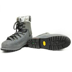 Used Austrian Waterproof Clima Montana Mountaineering Boots W Removable Inserts $59.99
