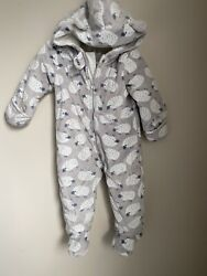 baby winter jumpsuit $9.50
