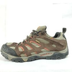 MERRELL Moab Ventilator Low Hiking Shoes 12 Mens Leather HIKING BOOTS $32.00