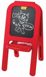Cra Z Art Large Floor Plastic Easel Colors May Vary NEW Freeshipping $45.68