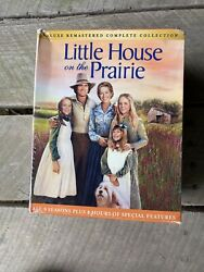 Little House on the Prairie: The Complete Series Deluxe Remastered Edition $45.99