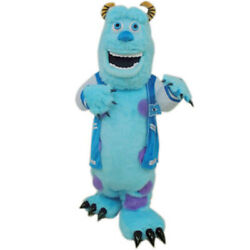Halloween Mascot Costume Cartoon Deluxe Fancy Dress Cosplay Party Outfits Suit $442.52
