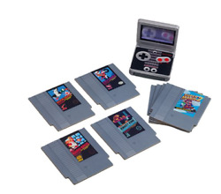 Nintendo NES Cartridge Coasters $12.99