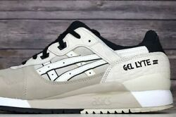 Asics Gel Lyte III Fashion Athletic Running Shoes 1191A201 Men#x27;s Size 11.5 $69.99