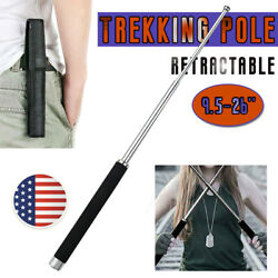 2 X Trekking Pole Boxing Sticks Safety Escape Tools 9.5 26#x27;#x27; $32.89