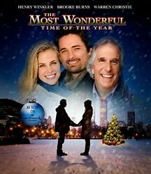 The Most Wonderful Time of the Year Blu ray Disc 2011 NEW $2.99