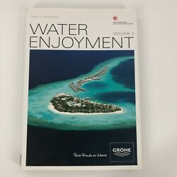 Grohe Water Enjoyment Vol. 3 Interior Commercial Design Architecture Hotel Book