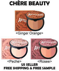 Too Cool for School Art Class By Rodin Blusher Ginger Orange Peche Rosee $15.99