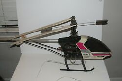 Hirobo Limited Shuttle Z R C Helicopter For Parts Untested $300.00