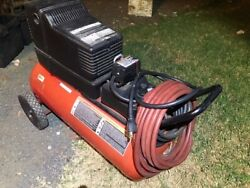 craftsman air compressor 3.5Hp 125 PSI 15 gal tank. Great condition $150.00