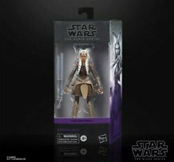 Star Wars The Black Series Ahsoka Tano 6 Inch IN STOCK $27.95