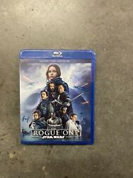 Rogue One: A Star Wars Story Blu ray dvd digital Brand New $16.99