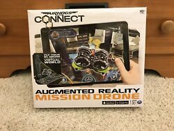Air Hogs Connect Augmented Reality Mission Drone App Store Google Play $24.99