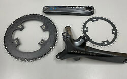 Shimano Ultegra 6800 Crankset W Stages Power Meter 175mm 50 34 FC 6800 Cranks $399.00