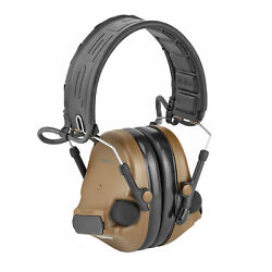 3M Peltor ComTac V Hearing Defender Headset Coyote Brown MT20H682FB 09 CY $429.99