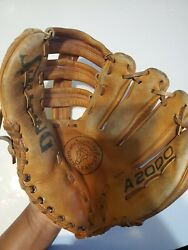 Spalding Leather Baseball Glove 42 3955 Right Handed Throw $11.80