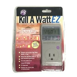 Kill A Watt EZ P3 Appliances Electricity Power Energy Usage Monitor LCD Display $29.77