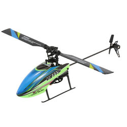 WLtoys V911S 4CH 6G Non Aileron RC Helicopter For Kids Gifts W 3 Batteries B8X8 $54.29